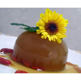 Chrysanthemum Ginseng Wolfberry Jelly With Raw Honey