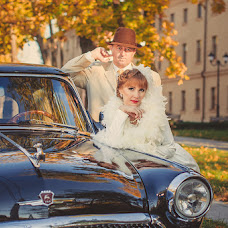 Wedding photographer Aleksandr Mokshin (Mokshin). Photo of 14.01.2015