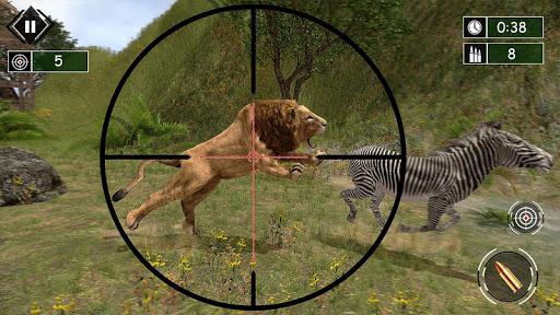 Crocodile Hunt and Animal Safari Shooting Game screenshots 7