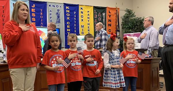 Knox County Board of Education - January 27, 2020