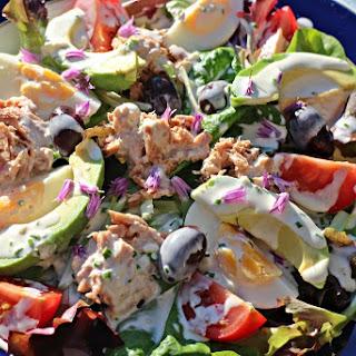 Quick Nicoise Style Salad