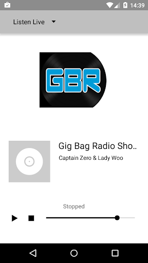 Gig Bag Radio