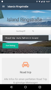 Iceland Ringroad App: Guide, Map & Tours- screenshot thumbnail