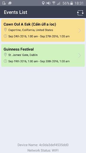 Scan.Tickets Screenshot