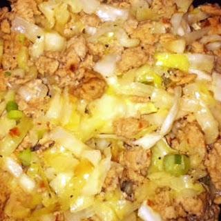Asian Turkey & Cabbage Stir Fry Recipe
