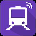 NYC Transit: Subway, Rail, Bus icon
