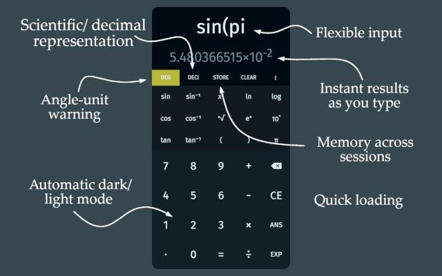 Scientific Calculator & Unit Converter