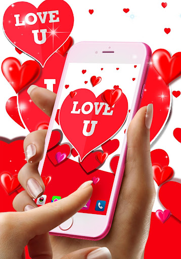 Download I love you live wallpaper Google Play softwares
