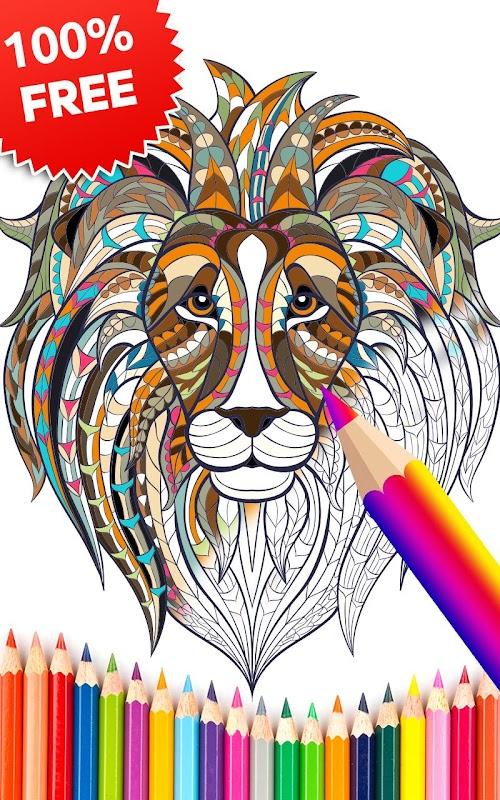 Download Color ME - Coloring Book Free APK + Mod APK + Obb data 1.1 ...