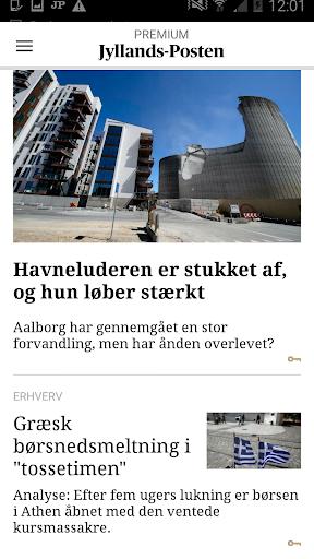 Jyllands-Posten Nyheder