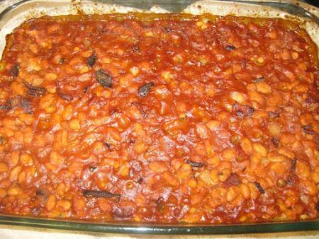 Cowboy Baked Beans Recipe