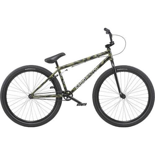 """Radio Ceptor 26"""" BMX Bike - 22.7"""" TT, Olive Camo"""