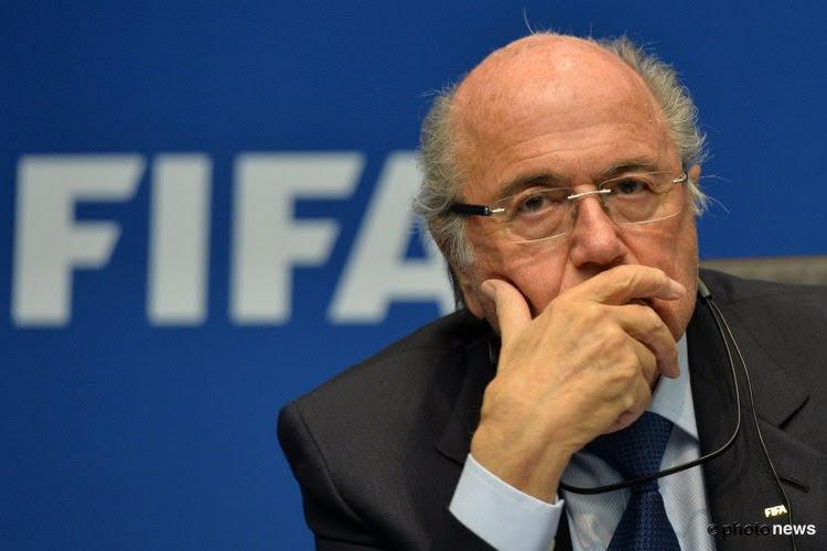 """Sepp Blatter revient sur son départ : """"Ma tête devait tomber !"""""""