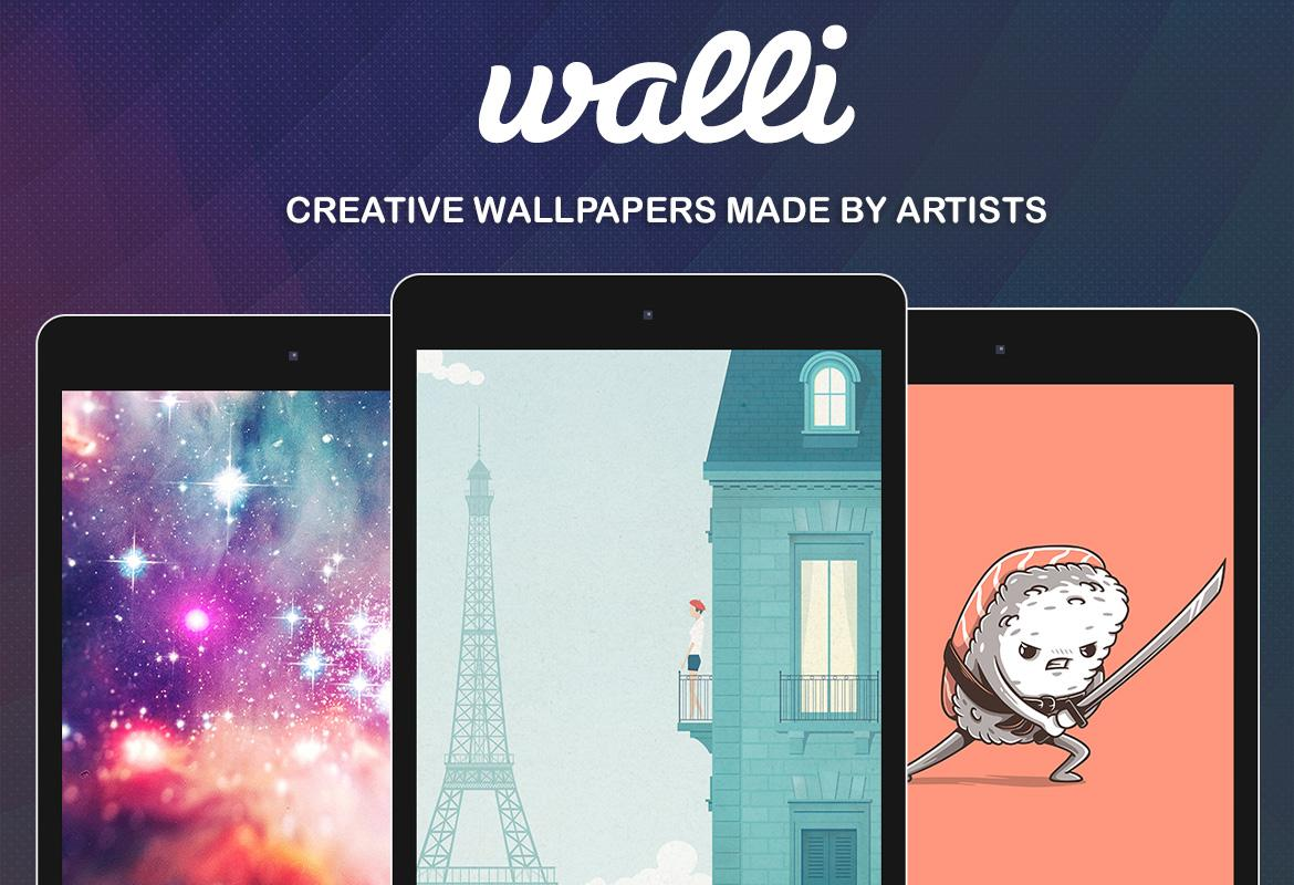 Walli - Wallpapers HD- screenshot