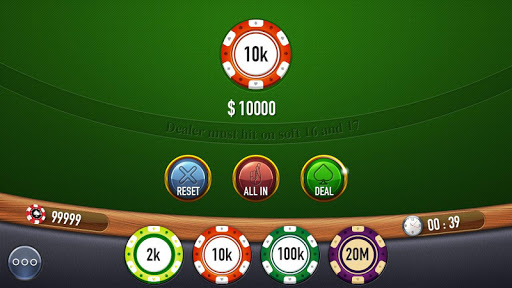 Blackjack 1.0.131 screenshots 18