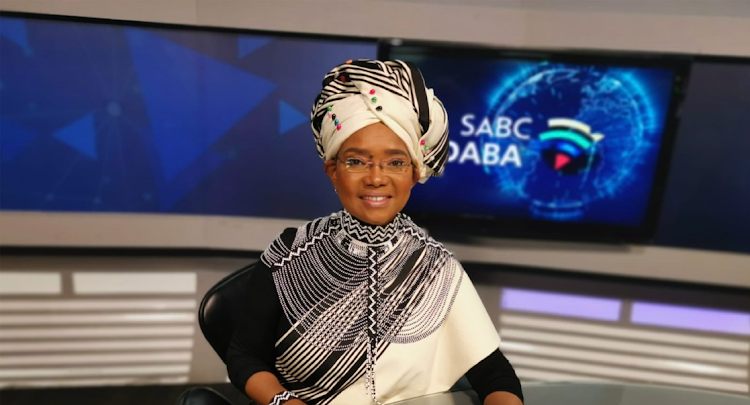 Noxolo Grootboom read her last news bulletin on March 30 2021.