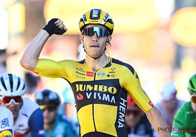 """Wout van Aert blijft zegeroes ook aanhouden in de Tour: """"Het blijft duren, dat had ik niet gedacht een tijdje geleden"""""""