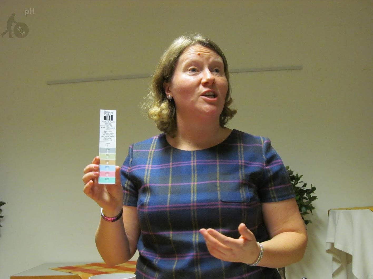 Melanie Stanger, Springbank