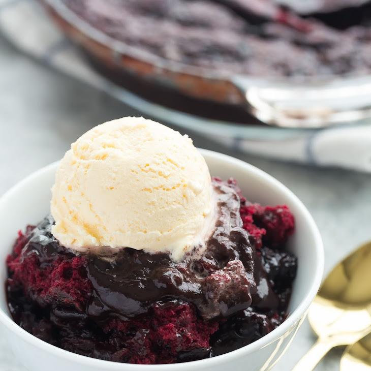 Red Velvet Pudding Cake Recipe