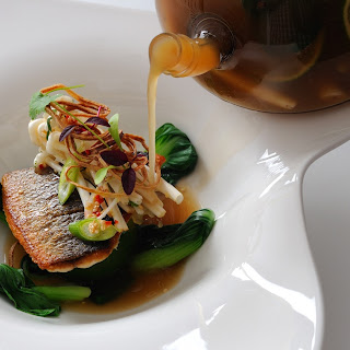 Bream With Galangal Broth.