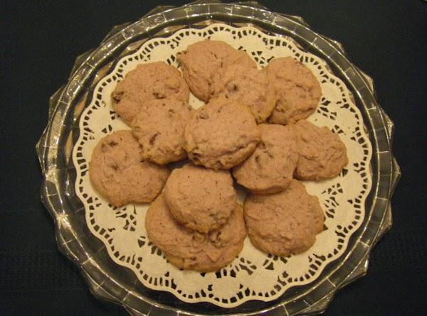 Native American Cornmeal Cookies Recipe