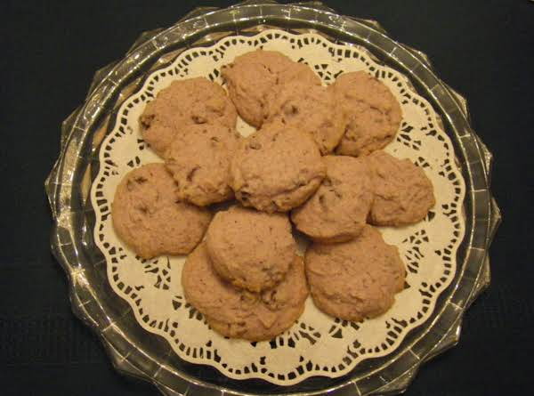 These Were Made With Blue Cornmeal, So They Had A Pinkish Purple Tinge. They Were Good!