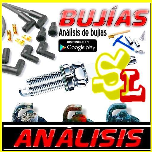 Análisis de bujias