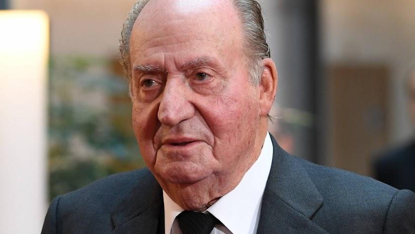 Juan Carlos I declara ocho millones de euros.