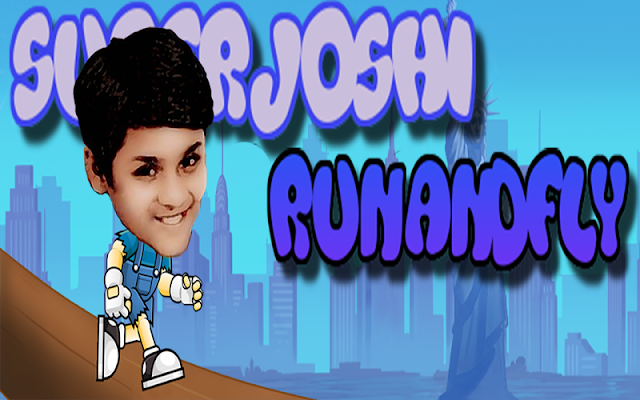SuperJoshi RunAndFlyGame - screenshot
