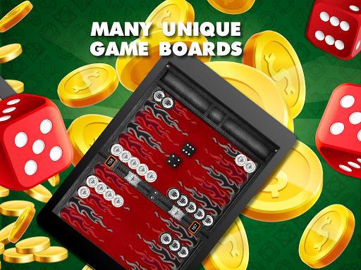 Backgammon - Play Free Online & Live Multiplayer 1.0.353 screenshots 8