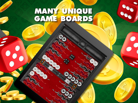 Play-Gem Backgammon: Dice Game apk screenshot