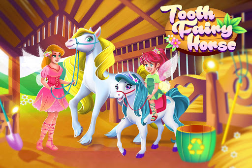 Tooth Fairy Horse - Caring Pony Beauty Adventure android-1mod screenshots 1