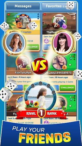 Dice With Buddiesu2122 Free - The Fun Social Dice Game 5.13.0 screenshots 2