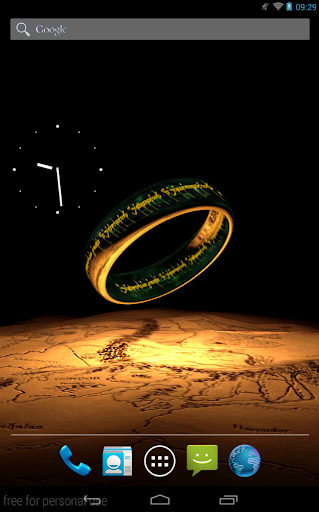 Powerful Ring 3D LWP