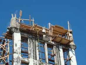Photo: Ultimas imagenes de la demolicion de la iglesia
