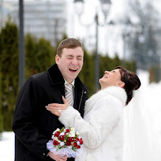 Wedding photographer Valeriy Moskalenko (Bigval). Photo of 01.03.2013