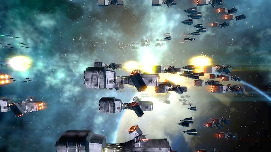 Celestial Fleet [formation battle] 7