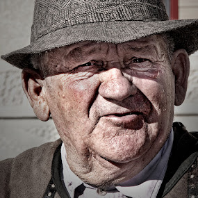 I have to say by Mladjan Pajkic - People Portraits of Men