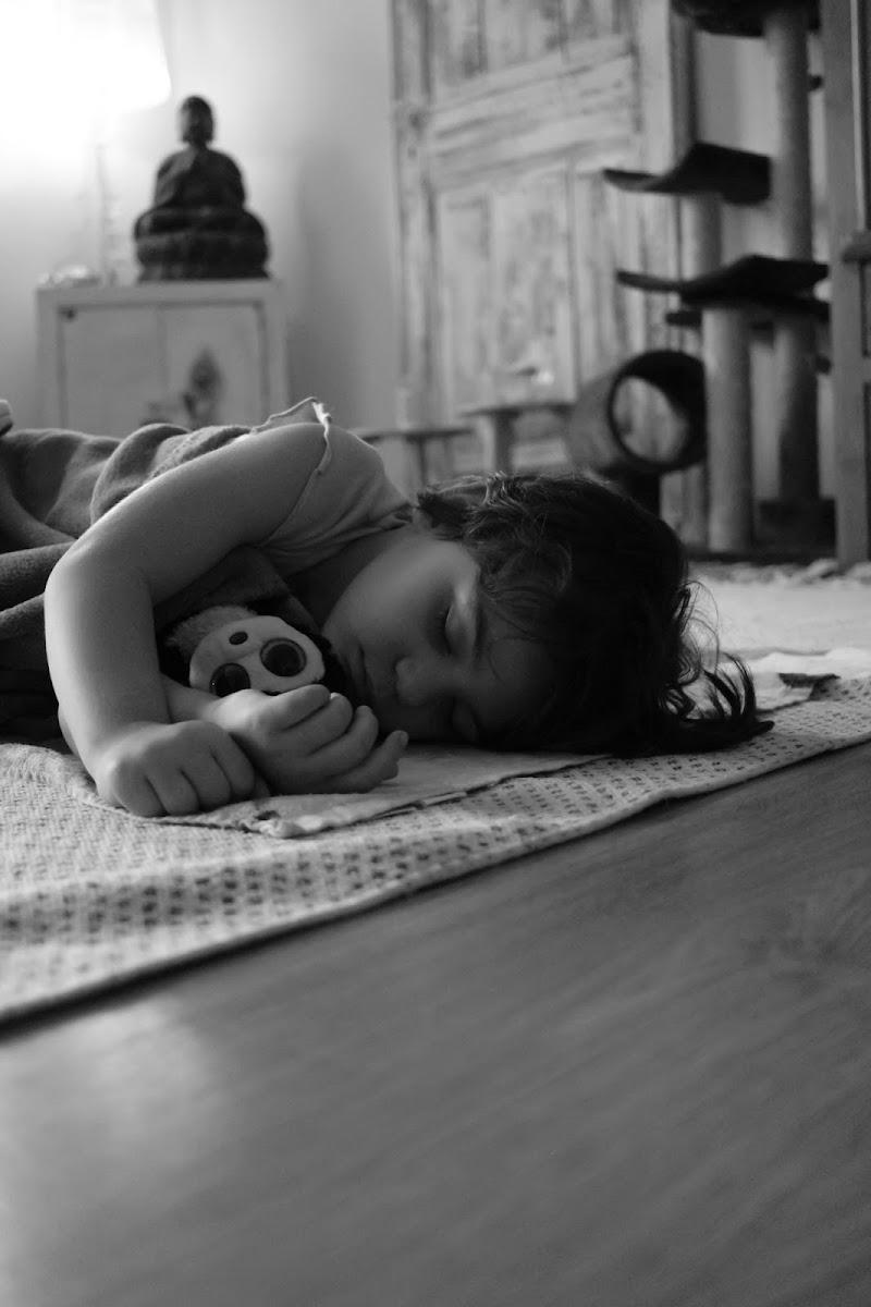 Niente asilo che facciamo... Si dorme!!! di Merlograziano