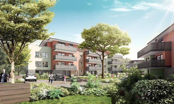 Vente appartement 4 pièces 91,35 m2