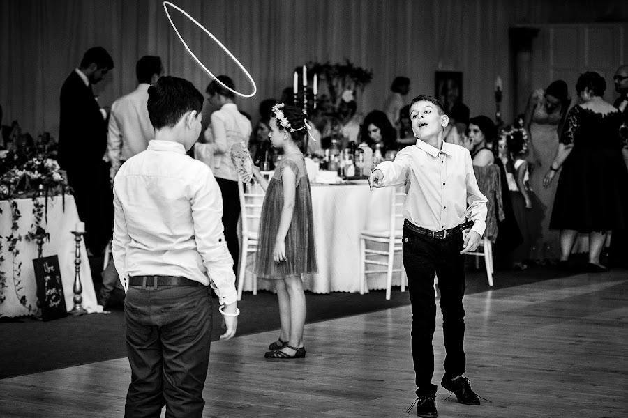 Wedding photographer Nicu Ionescu (nicuionescu). Photo of 25.09.2019