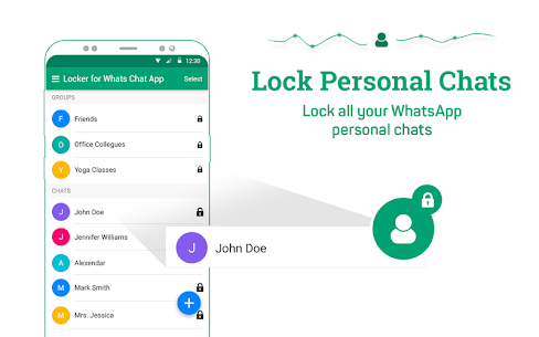 Locker for Whats Chat App – Secure Private Chat App Download For Android 10