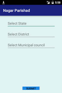 Nagar Parishad screenshot
