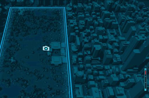 セントラルパーク③エリア場所