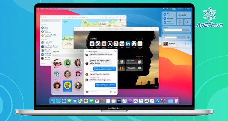 Ứng dụng iPhone hay iPad cũng sẽ được đồng bộ trên macOS 11 Big Sur