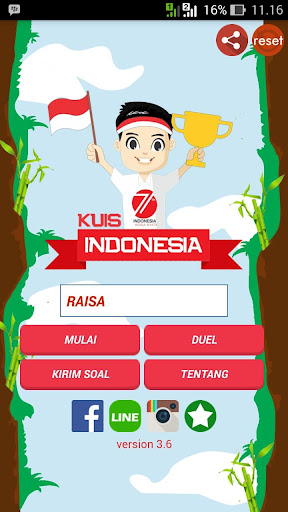 Kuis Indonesia 3.7 screenshots 1