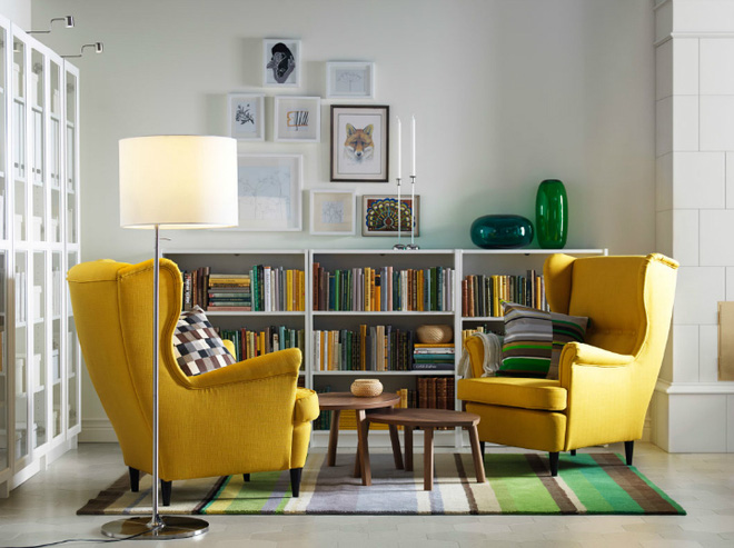 Thiết kế phòng khách nhỏ với chi phí thấp nhưng vẫn đẹp lung linh - 09
