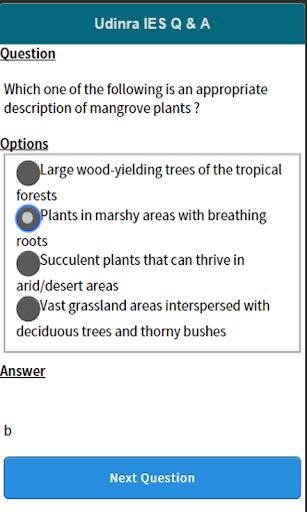 IES General Studies Q A