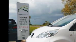 Label depot vente automobile sur Cergy pontoise