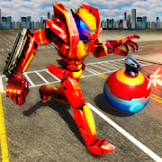 Game Robot Car Ball Transform Fight APK for Kindle